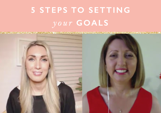 5 steps for setting your goals for 2016 | Female Entrepreneur Association