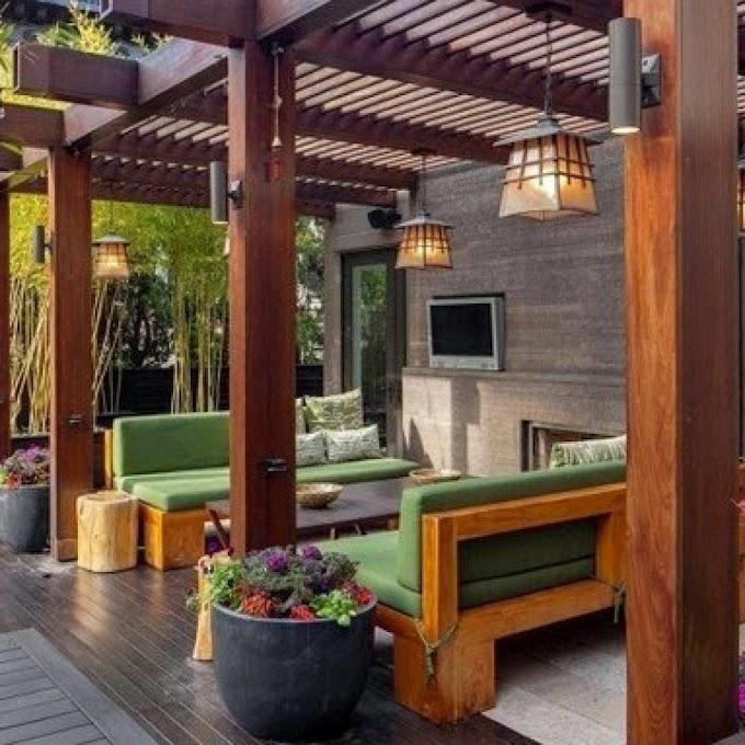 Tembok Batu Alam Rumah Minimalis | Ide Rumah Minimalis