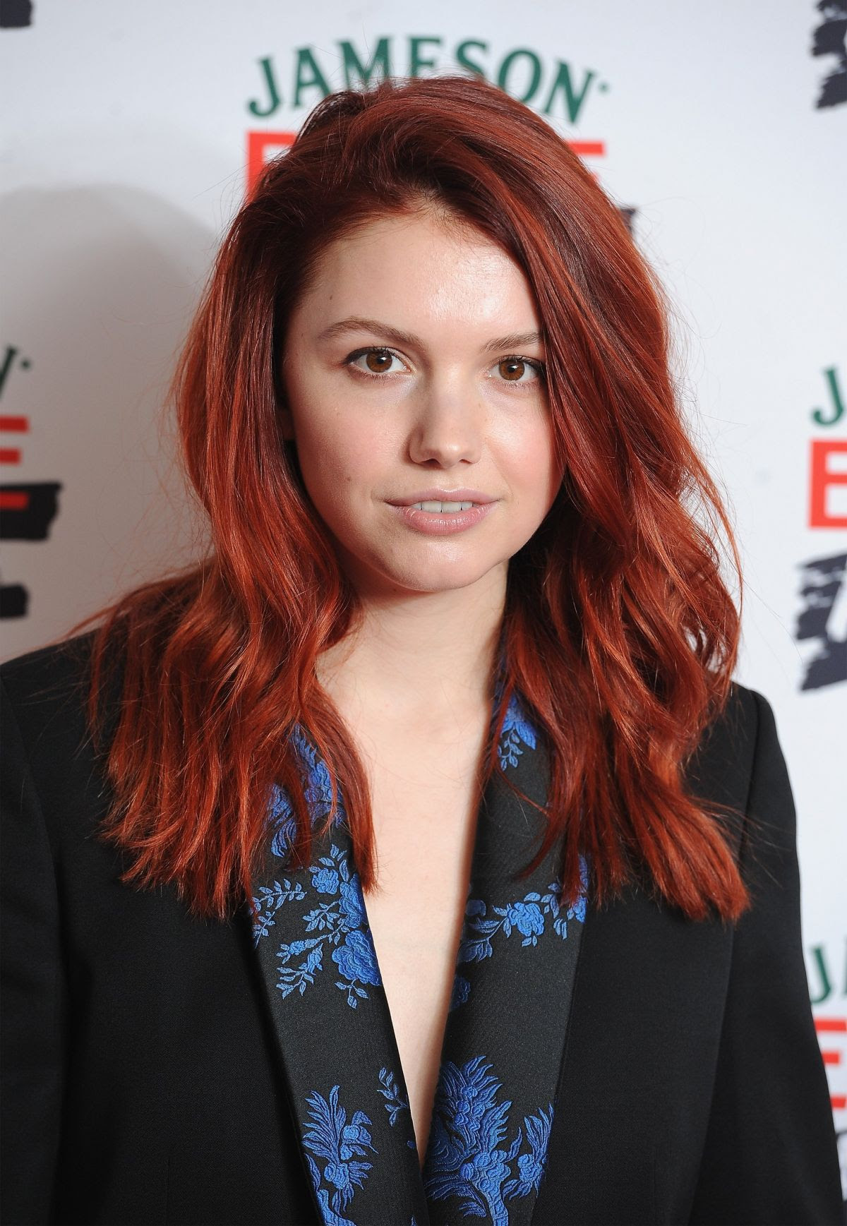 HANNAH MURRAY at Jameson Empire Awards in London 03/20/2016