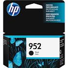 HP 952 Ink Cartridge, Black - 1-pack