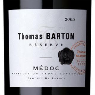 Thomas Barton Medoc Reserve 2005
