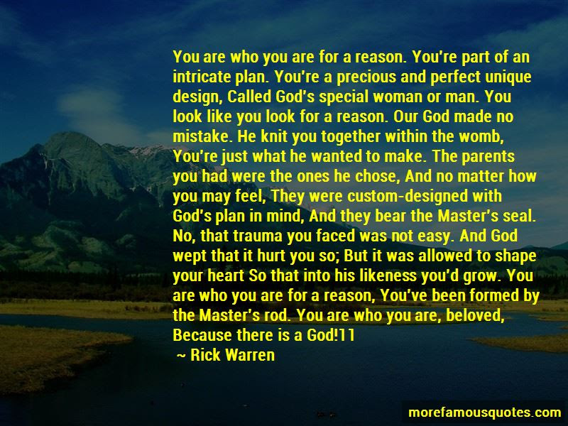 God Made You Perfect Quotes Top 15 Quotes About God Made You