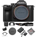 Sony a7R III Alpha Mirrorless Digital Camera Body Only