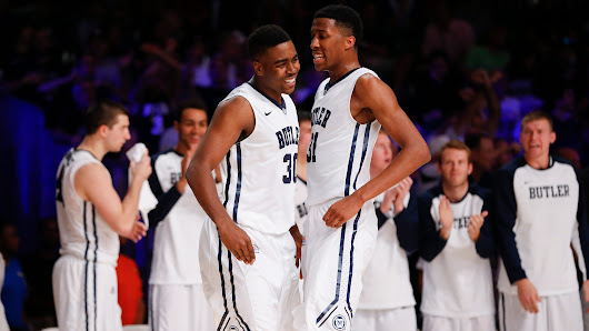 Upset over No. 5 North Carolina is 'definition of Butler Way'