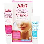 Nad's Facial Hair Removal Cream 0.99 oz.