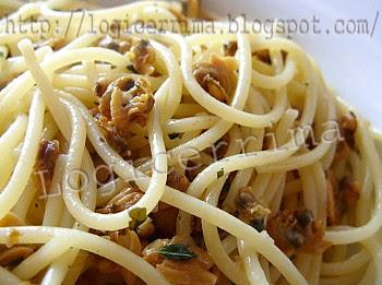 [ Spaghetti alle Vongole ]