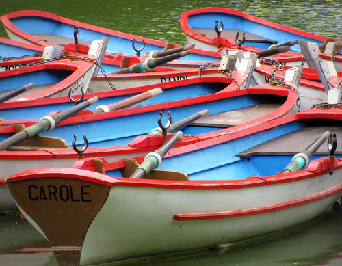 Boats por Sandra Leidholdt