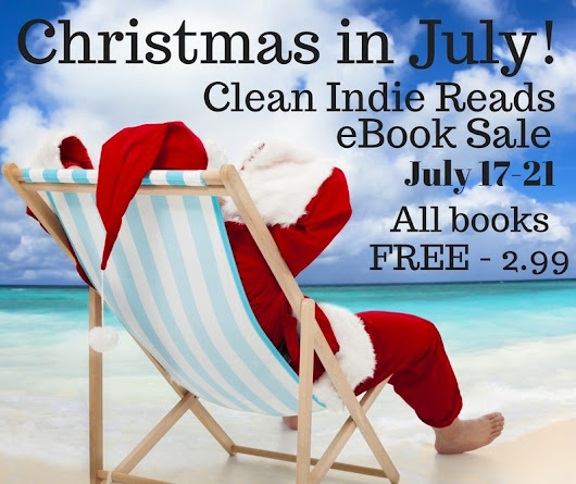 Christmas in July eBook Sale