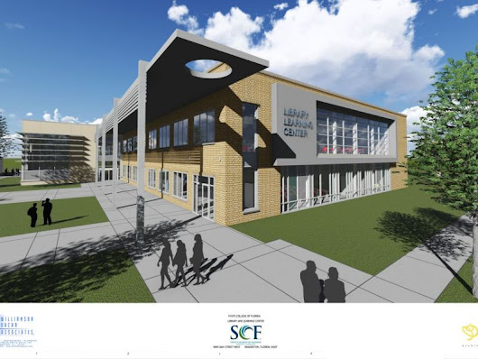 SCF Foundation Receives $125,000 for Library and Learning Center
