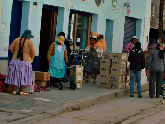 Efectos de la devaluación del peso argentino en la frontera
