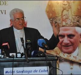 Arzobispo de Santiago de Cuba, Dionisio García