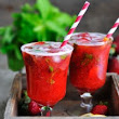 Easy Strawberry Basil Lemonade Recipe | Strawberry Sue
