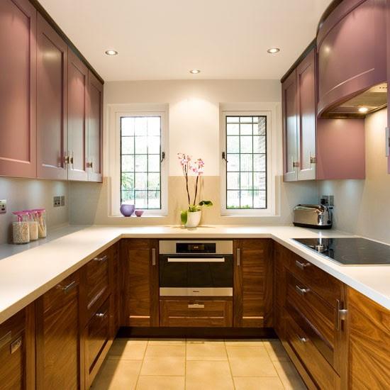 Traditional U-shaped kitchen | Small kitchens | housetohome.