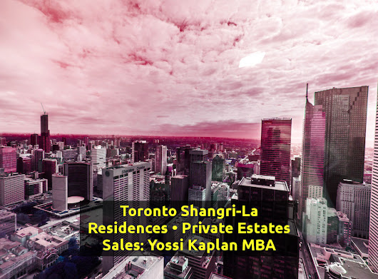 Toronto Shangri-La: Private Estate Condo For Sale [Video]