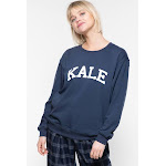 Sub_Urban Riot | Kale Willow Sweatshirt - Navy | Navy