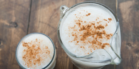 Why Horchata Is Your New Best Friend This Summer