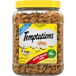 Temptations Classics Tasty Chicken Flavor Crunchy and Soft Cat Treats, 30 oz.