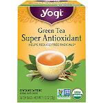 Yogi Tea - Green Tea Super Antioxidant (16 Tea Bags) - Green Tea
