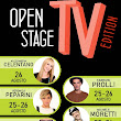 OPEN STAGE TV EDITION - weekendinpalcoscenico.it