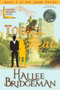 Topaz Heat, Book 3 of the Jewel Series