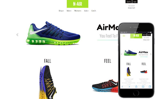 N Air a Flat Ecommerce Bootstrap Responsive Web Template by w3layouts