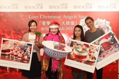 Love Christmas Angels Sing @ Sino Club 2015  Rejoices in a Caring, Green and Festive Christmas-PR Newswire Asia-Newswire
