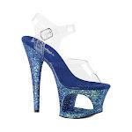Women's Pleaser Moon 708LG Platform Sandal
