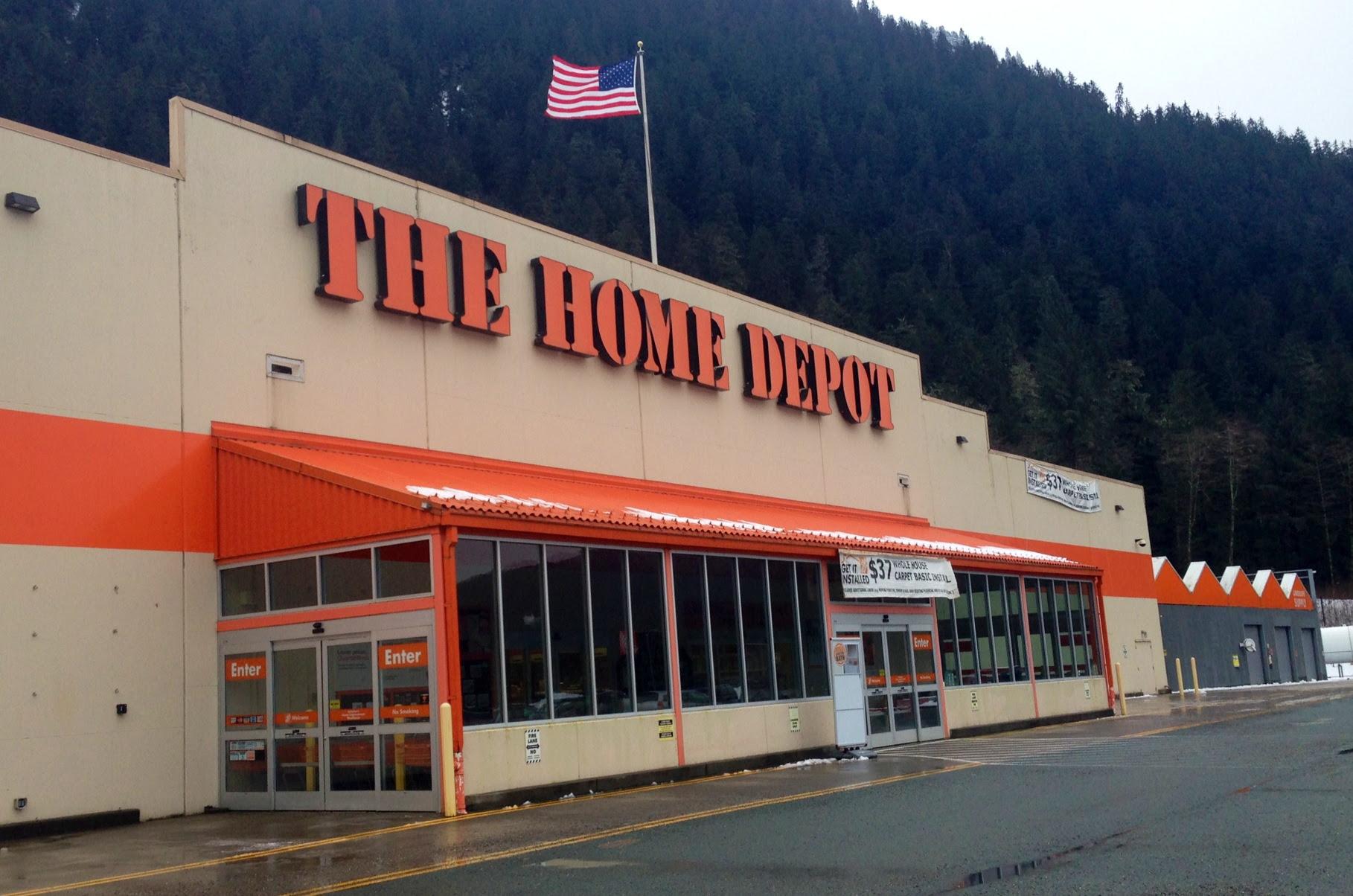 Home Depot Juneau Ak Hours