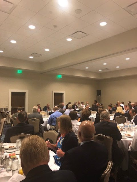 ARTBA Hosts Engineering Issues Breakfast at SASHTO | ARTBA Newsline