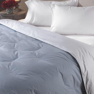 Joseph Abboud Luxury Sized Classic Reversible Down Blend Comforter ...