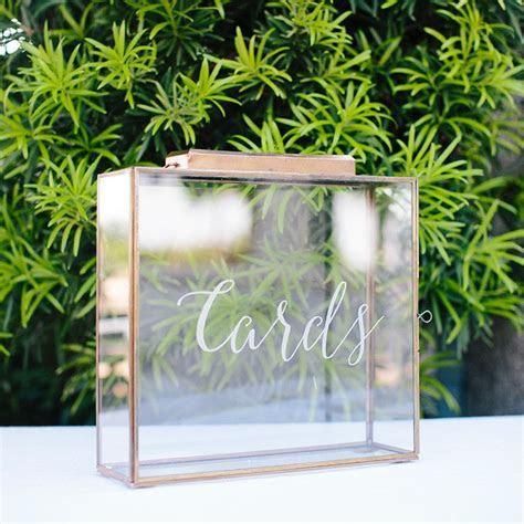 Wedding Card Box (Gold)   Wedding Reception   Wedding