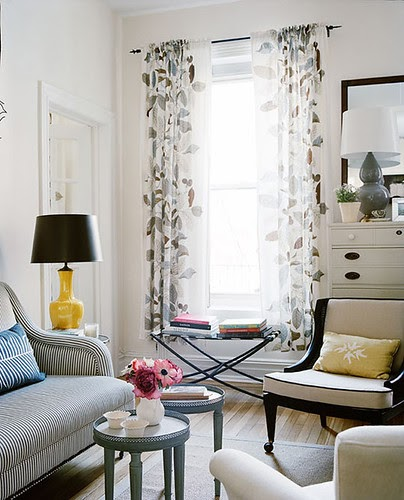 Small Space Inspiration | Living Rooms