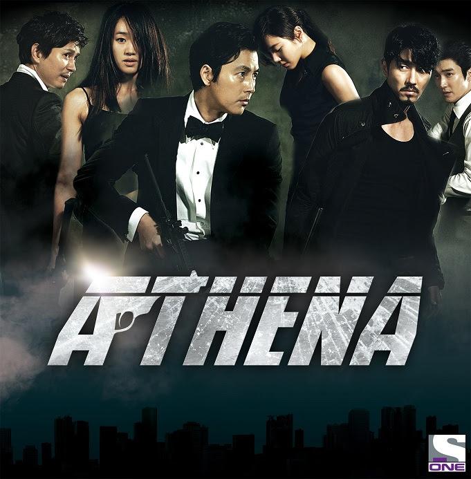 Athena: Goddess of War, sbs, one hd, choi si won