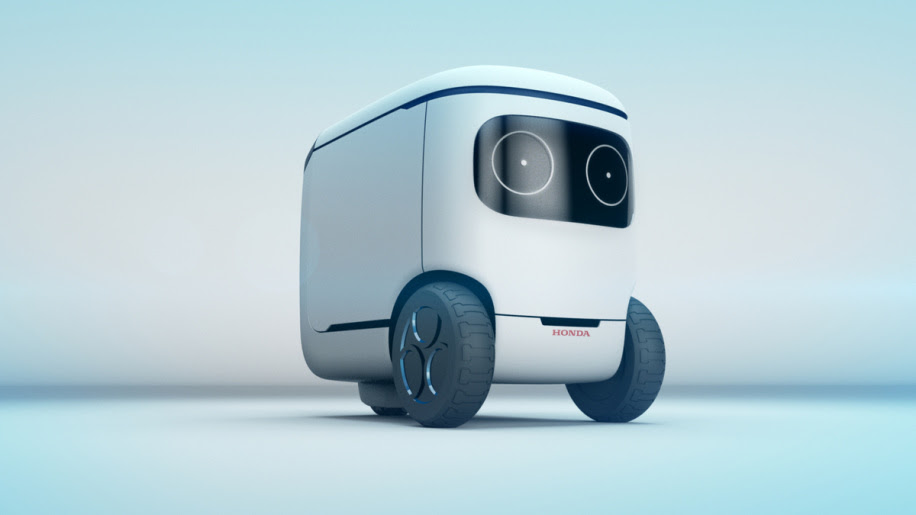 Honda Goes Into Robots, To Introduce 3E Robotics Concept At CES 2018