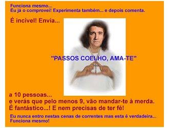 Coelho Ama-te