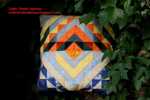 Midnight Sun Cushion