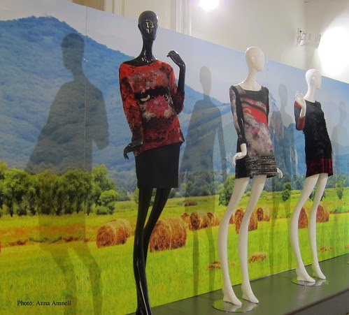 Female  mannequins by Anna Amnell