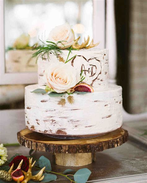 52 Small Wedding Cakes with a Big Presence   Martha
