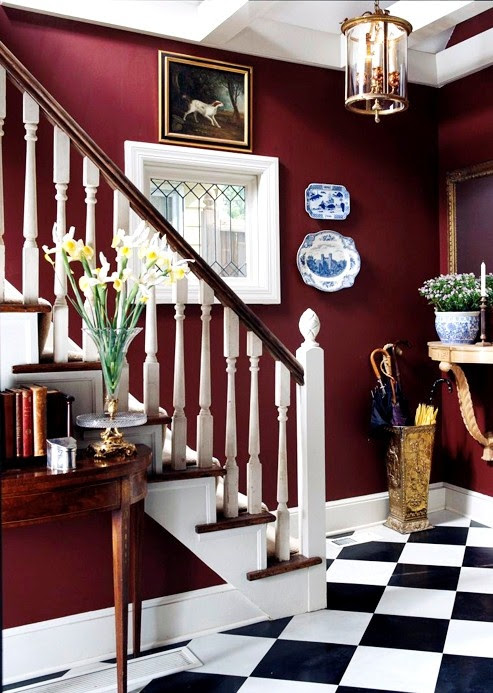 Pantone's 2015 Color Of the Year: 30 Marsala Décor Ideas | DigsDigs