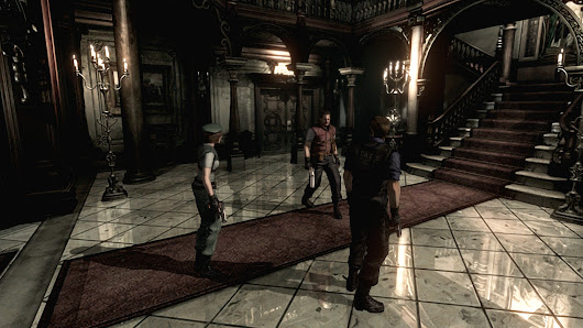 Resident Evil HD supports PS3/PS4 cross-buy, but only if you pre-order