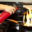 Oven and Stove Top Safety - Prevent Fire