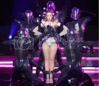 Kylie Minogue US Tour Costume