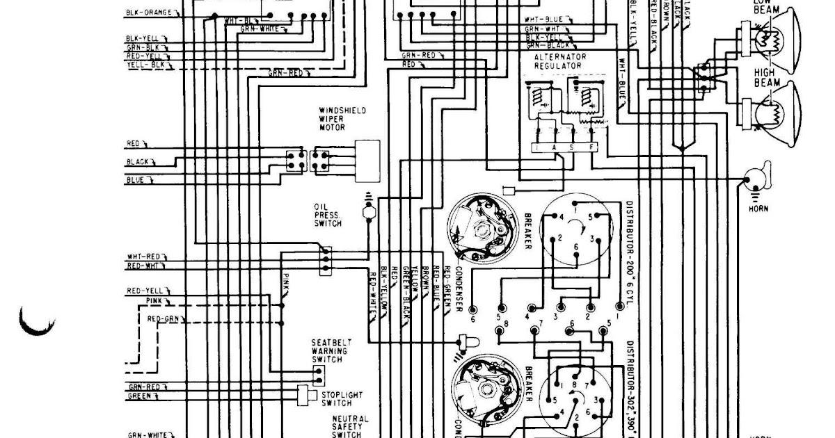 1969 mustang wiring diagram free