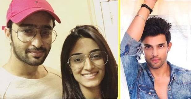 Erica rumoured ex actor Shaheer Sheikh talks about his terms with her and Parth Samthaan