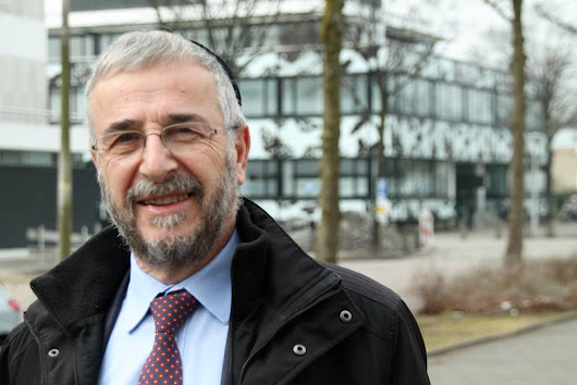 Rabbi Lody van de Kamp: 'I refuse to let myself be used to exclude other groups' - DutchNews.nl