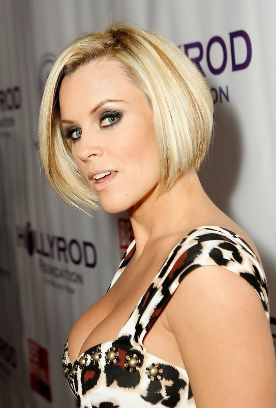 Graduated Bob Haircut  Celebrity Short Hairstyle Trends 2014  Pretty