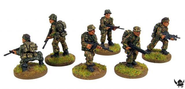 28mm Australian SAS in Vietnam