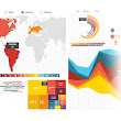Create infographics & online charts |