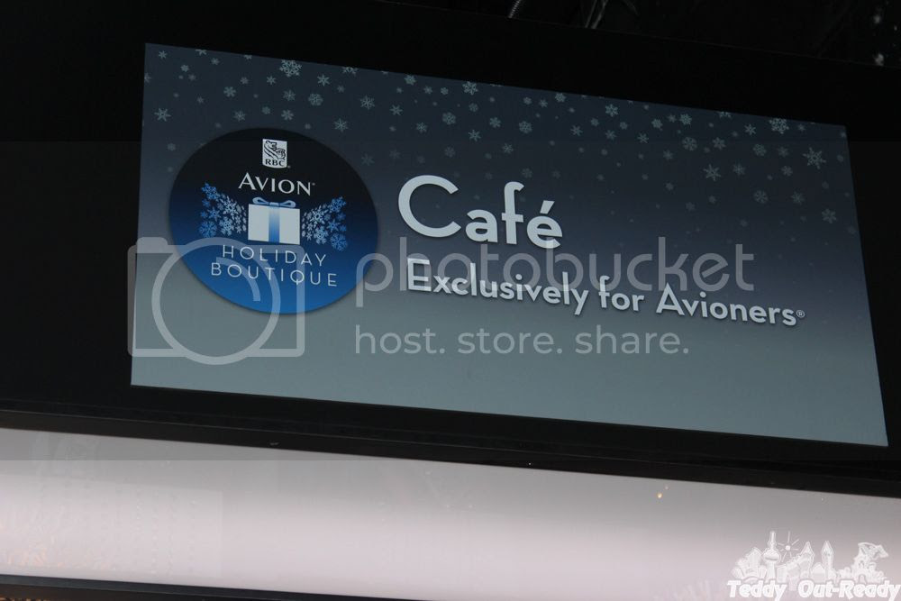 Cafe for Avioners