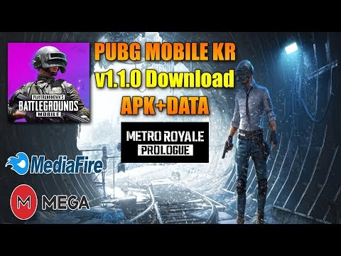 PUBG MOBILE KR 1.1 DOWNLOADING LINK || HOW TO UPDATE PUBG MOBILE KOREA 1...